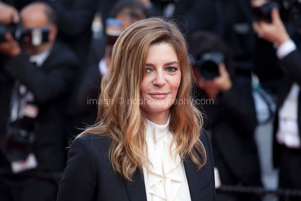 Chiara Mastroianni at the closing ceremony and The Specials film gala screening at the 72nd Cannes Film Festival Saturday 25th May 2019, Cannes, France. Photo credit: Doreen Kennedy