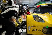 June 8-14, 2015: 24 hours of Le Mans - #64 CORVETTE RACING mechanics