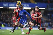 Chelsea v AFC Bournemouth 31/01/2018