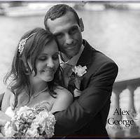 Alex and George Wedding Album Proofs