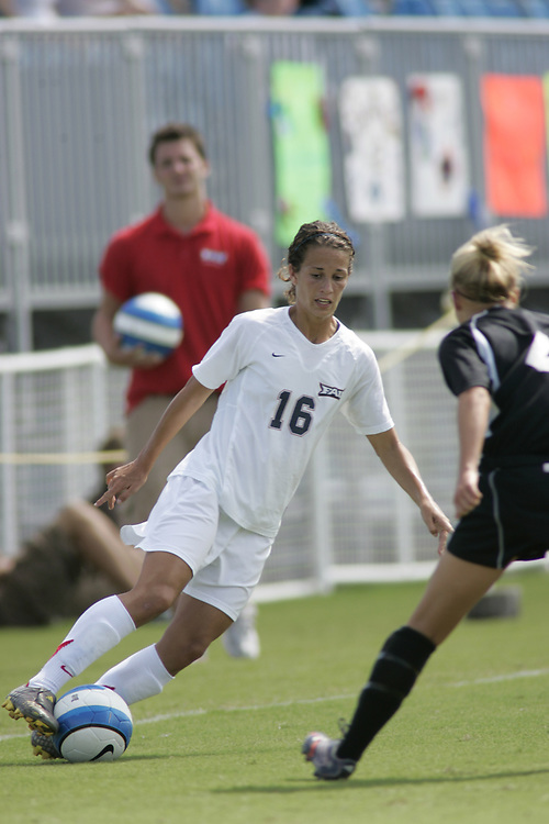 2006 FAU Women's Soccer vs Troy, October 15, 2006.