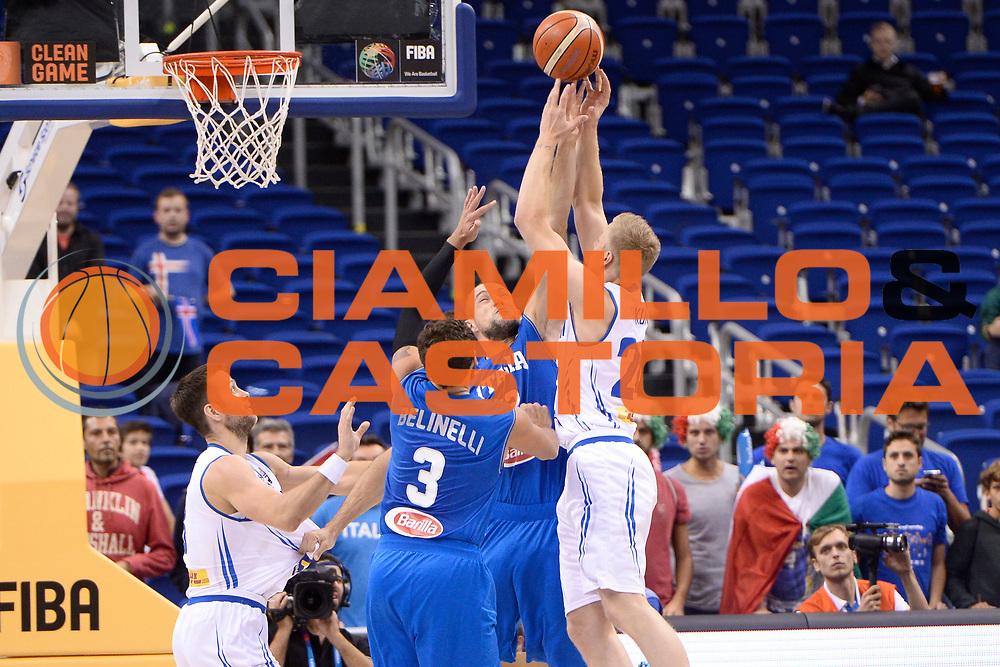 DESCRIZIONE : Berlino Berlin Eurobasket 2015 Group B Iceland Italy <br /> GIOCATORE :Haukur Palsson<br /> CATEGORIA : Rimbalzo<br /> SQUADRA : Iceland<br /> EVENTO : Eurobasket 2015 Group B <br /> GARA : Iceland Italy <br /> DATA : 06/09/2015 <br /> SPORT : Pallacanestro <br /> AUTORE : Agenzia Ciamillo-Castoria/Mancini Ivan<br /> Galleria : Eurobasket 2015 <br /> Fotonotizia : Berlino Berlin Eurobasket 2015 Group B Iceland Italy