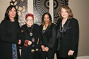 Kathy Gallegos, Gloria Orenstein, Renée Stout, Lynn Hershman Leeson