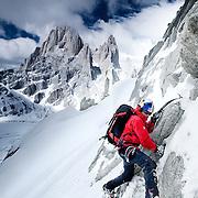David Lama - Patagonia, Argentina