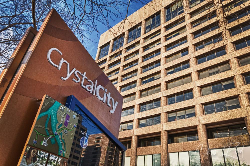 Crystal City Building & Wayfinding