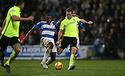 Brighton central midfielder, Dale Stephens (6) during the Sky Bet Championship match between Queens Park Rangers and Brighton and Hove Albion at the Loftus Road Stadium, London, England on 15 December 2015.