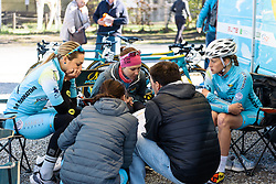 Astana Women's Team - Flèche Wallonne Femmes - a 137km road race from starting and finishing in Huy on April 20, 2016 in Liege, Belgium.