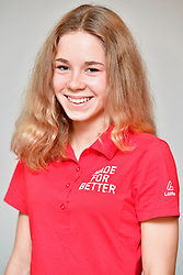 Portrait of Ekaterina Kauffman