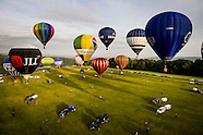 Bristol, England- Bristol International Balloon Fiesta 2016