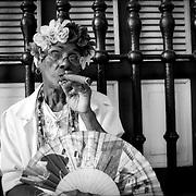 PORTRAITS / RETRATOS<br /> <br /> Retrato de Santera<br /> La Habana - Cuba 2007<br /> Caracas - Venezuela 2000<br /> <br /> (Copyright © Aaron Sosa)