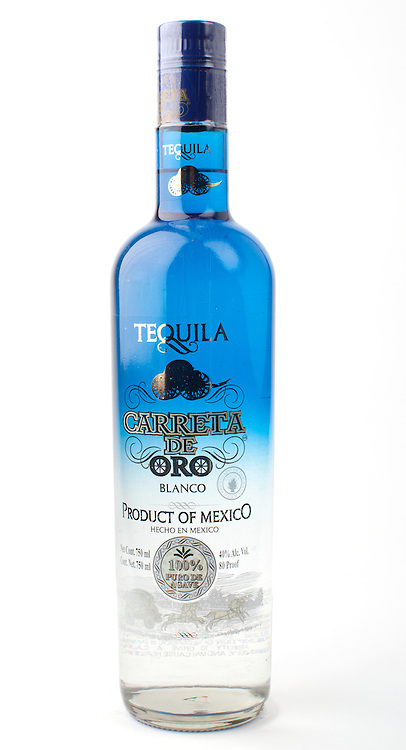 Carreta de Oro blanco -- Image originally appeared in the Tequila Matchmaker: http://tequilamatchmaker.com