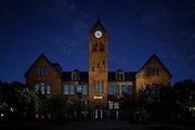 UCO Clock tower in Edmond, Oklahoma