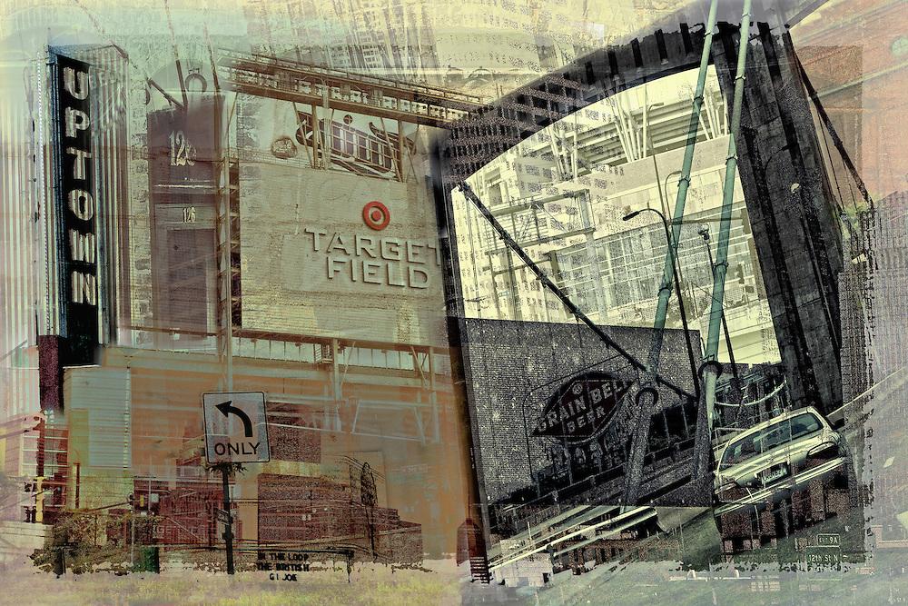 Photo Montage of Minneapolis