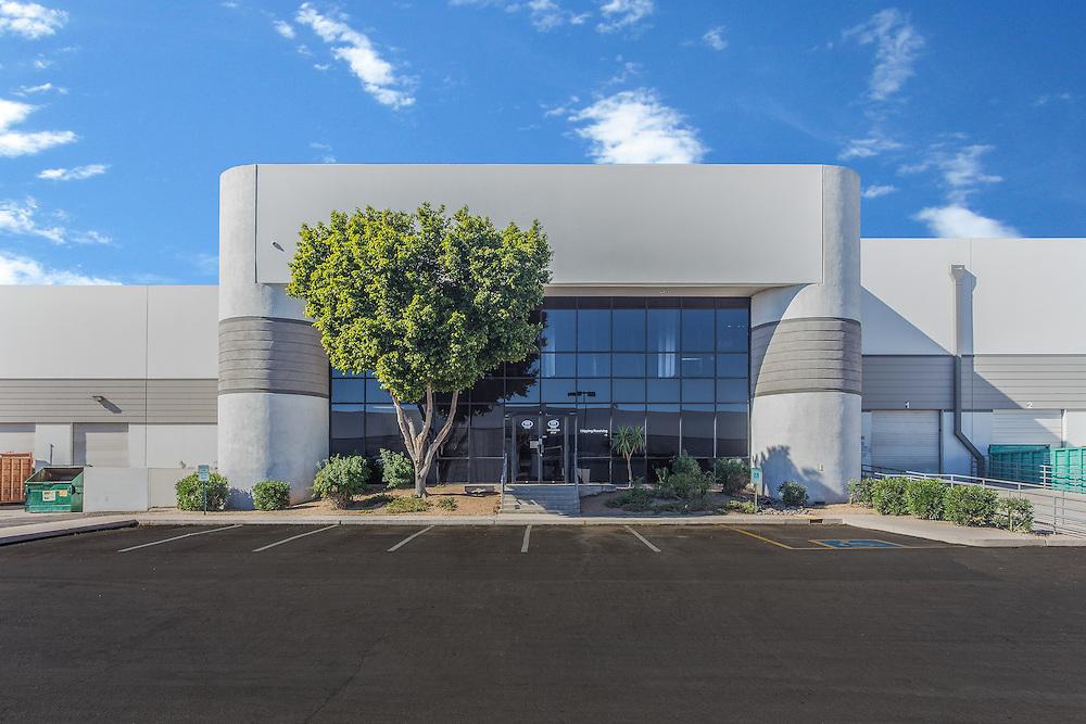 Commercial real estate photographer, Phoenix, Arizona