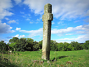 Carrowmore West Cross, Gleneely, Donegal, c.7th – 9th century a.d,