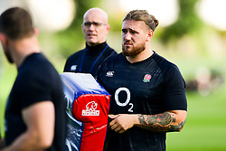 Harry Williams of England Rugby - Mandatory by-line: Ryan Hiscott/JMP - 24/09/2018 - RUGBY - Clifton College - Bristol, England - England Rugby - England Rugby Training
