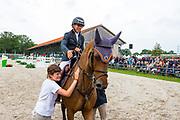 Diego Ramos Maneiro - Texas de Trebompe<br /> FEI European Championships 2019<br /> © DigiShots