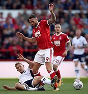 Nottingham Forest v Millwall, 4 July 2017
