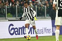 23.12.2017 - Torino - Serie A 2017/18 - 18a giornata  -  Juventus-Roma nella  foto: Alex Sandro