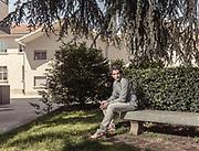 MILAN, Lorenzo Bertelli at Prada headqaurter