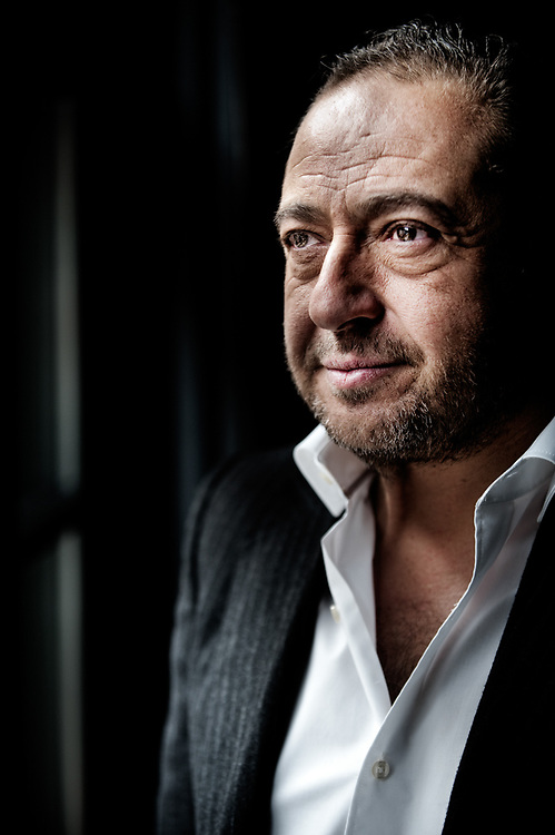 French actor Patrick Timsit (Belgium, 19/02/2013)