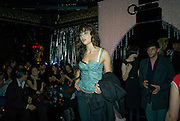 DAISY LOWE, The Premiere of DD perfume by Agent Provocateur with a DD Fashion Show. Dolce. Air St. London. 25 September 2008 *** Local Caption *** -DO NOT ARCHIVE-© Copyright Photograph by Dafydd Jones. 248 Clapham Rd. London SW9 0PZ. Tel 0207 820 0771. www.dafjones.com.