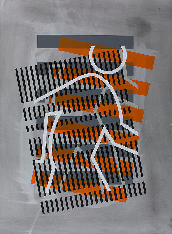 Silk Screen Print by Steven Driscoll Hixson