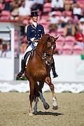 Adelinde Cornelissen - Jerich Parzival<br /> FEI European Championships 2013<br /> © DigiShots