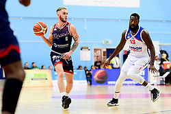 Jordan Nicholls of Bristol Flyers - Photo mandatory by-line: Ryan Hiscott/JMP - 17/01/2020 - BASKETBALL - SGS Wise Arena - Bristol, England - Bristol Flyers v London City Royals - British Basketball League Championship