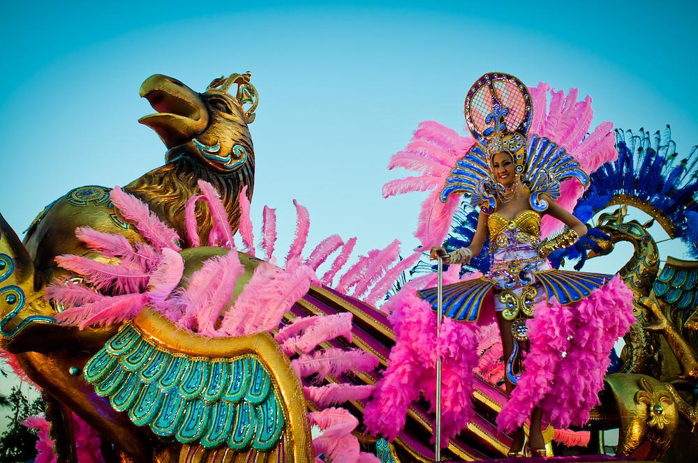 CARNAVALES EN CIUDAD DE PANAM&Aacute;<br /> &quot;La Jumbo Rumba&quot;<br /> Ciudad de Panam&aacute; / Panama City 2012<br /> (Copyright &copy; Aaron Sosa)