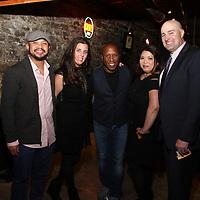 Tony Muyco III and Amanda Muyco, Steve Ewing, Trish Muyco-Tobin and Dave Tobin