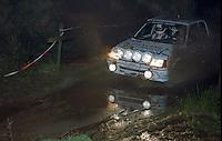 #58, Chris Birkbeck, Mike Kidd, Peugeot 205 GTI, Peugeot Talbot Sport,