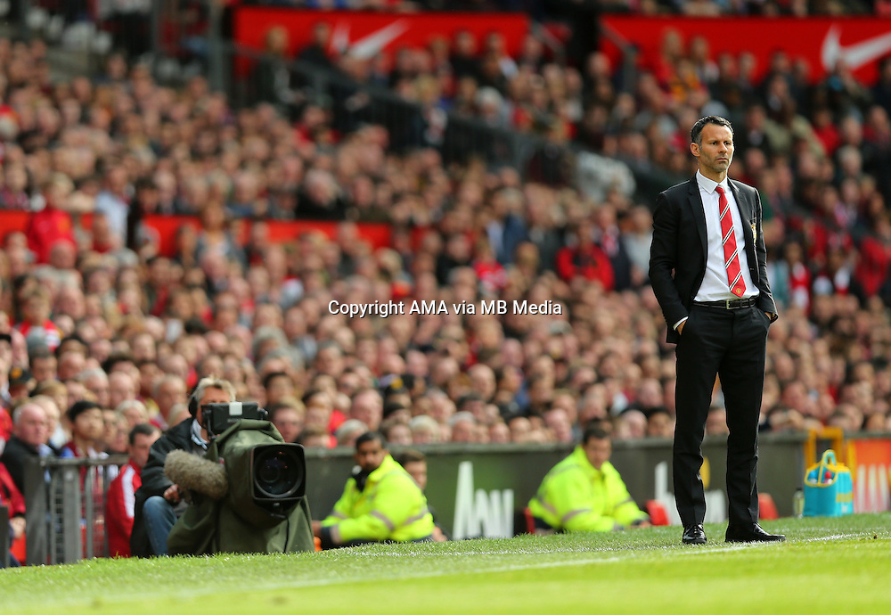 Ryan Giggs interim manager / assistant coach of Manchester United