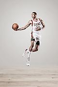 NBA Rookie Giannis Antetokounmpu Pirouette