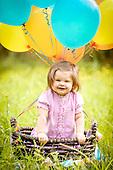 Ella - 1st Birthday
