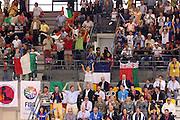 DESCRIZIONE : Ortona Italy Italia Eurobasket Women 2007 Serbia Italia Serbia Italy<br /> GIOCATORE : Tifo Tifosi Fan Fans Supporter Supporters <br /> SQUADRA : Nazionale Italia<br /> EVENTO : Eurobasket Women 2007 Campionati Europei Donne 2007 <br /> GARA : Serbia Italia Serbia Italy<br /> DATA : 01/10/2007 <br /> CATEGORIA : <br /> SPORT : Pallacanestro <br /> AUTORE : Agenzia Ciamillo-Castoria/E.Castoria<br /> Galleria : Eurobasket Women 2007 <br /> Fotonotizia : Ortona Italy Italia Eurobasket Women 2007 Serbia Italia Serbia Italy<br /> Predefinita :