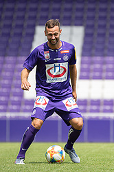 16.07.2019, Generali Arena, Wien, AUT, 1. FBL, FK Austria Wien, Fototermin, im Bild Michael Madl // Michael Madl during the official team and portrait photoshooting of tipico Bundesliga Club FK Austria Wien for the upcoming Season at the Generali Arena in Vienna, Austria on 2019/07/16. EXPA Pictures © 2019, PhotoCredit: EXPA/ Florian Schroetter