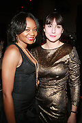 l to r: Isis and Nina Ziefvert at The Rush Philanthropic 2nd Annual Gold Rush Awards Presented by Danny Simmons and Russell Simmons which was held at The Red Bull Space on March 18, 2010 in New York City. Terrence Jennings/Retna..The Gold Rush Awards celebrates and recognizes trailblazers in the Arts Industry who shape contemporary arts and culture across creative disciplines.