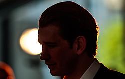 19.04.2018, Getreidegasse, Salzburg, AUT, Landtagswahl in Salzburg 2018, OeVP Wahlkampfschlussveranstaltung, im Bild v.l.: Bundeskanzler Sebastian Kurz (OeVP) // Austrian Federal Chancellor Sebastian Kurz during a campaign event of the OeVP Party for the State election in Salzburg 2018. Getreidegasse in Salzburg, Austria on 2018/04/19. EXPA Pictures © 2018, PhotoCredit: EXPA/ JFK