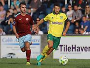 Cobh Ramblers v Norwich City 050717
