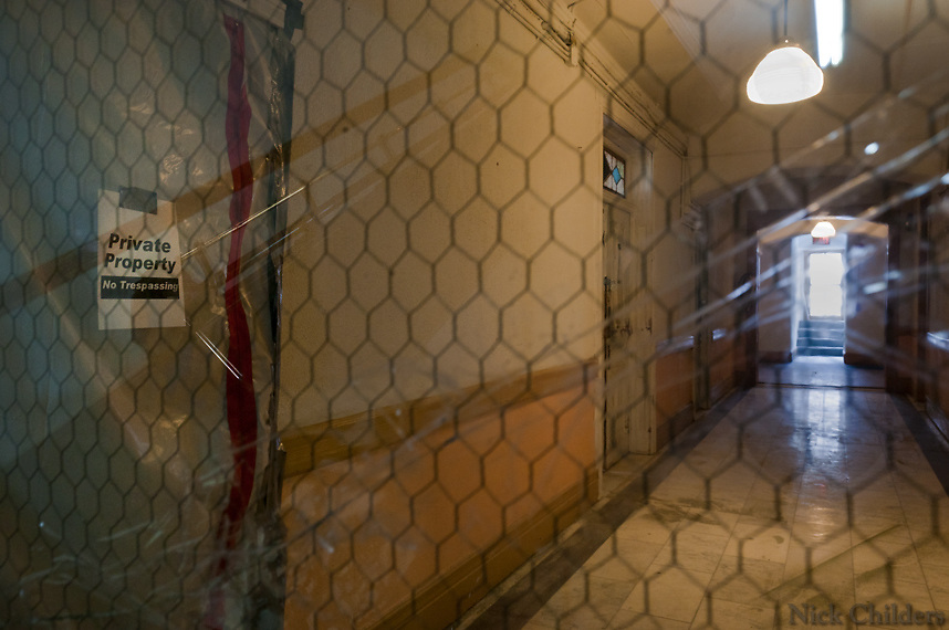 At Home in the Chelsea Hotel<br />