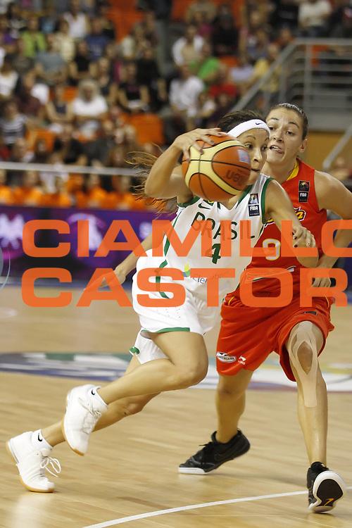 DESCRIZIONE : Brno Repubblica Ceca Czech Republic Women World Championship 2010 Campionato Mondiale Preliminary Round Brasil Spain<br /> GIOCATORE : Adrianinha PINTO<br /> SQUADRA : Brasil Brasile<br /> EVENTO : Brno Repubblica Ceca Czech Republic Women World Championship 2010 Campionato Mondiale 2010<br /> GARA : Brasil Spain Brasile Spagna<br /> DATA : 25/09/2010<br /> CATEGORIA : palleggio<br /> SPORT : Pallacanestro <br /> AUTORE : Agenzia Ciamillo-Castoria/ElioCastoria<br /> Galleria : Czech Republic Women World Championship 2010<br /> Fotonotizia : Brno Repubblica Ceca Czech Republic Women World Championship 2010 Campionato Mondiale Preliminary Round  Brasil Spain<br /> Predefinita :