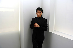 Chinese piano-playing phenomenon LANG LANG at the Montblanc de la Culture Arts Patronage Award 2008 presented to Louise Blouin MacBain at the Louise Blouin MacBain Institute, 3 Olaf Street, London W11 on 16th April 2008.<br />