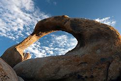 Alabama Hills Arch, Lone Pine, California, United States of America
