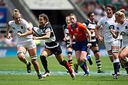 Twickenham, United Kingdom,  2nd June 2019, Quilter Cup, England Women v Barbarians Women, played at the RFU Stadium, Twickenham, England, <br /> © Peter SPURRIER/Intersport Images,<br /> <br /> 13:53:54  02/06/2019