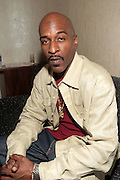 22 June-New York, NY- Rakim, the GOD MC backstage at the Mo' Meta Blues II Paid in Full 25th Anniversary with Rakim, Black Thought & The Roots Produced by Jill Newman Productions as part of the Blue Note Jazz Festival and held at the Blue Note on June 22, 2011 in New York City. Photo Credit: Terrence Jennings