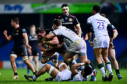 Will Witty of Exeter Braves - Mandatory by-line: Ryan Hiscott/JMP - 20/01/2020 - RUGBY - Sandy Park - Exeter, England - Exeter Braves v London Irish - Premiership Rugby Shield