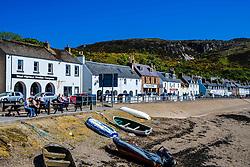 Shore Street, Ullapool, Highlands of Scotland<br /> <br /> (c) Andrew Wilson | Edinburgh Elite media