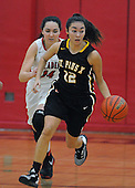 Pius vs Academy girls basketball