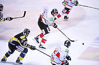 Marc Andre BERNIER  - 06.01.2015 - Hockey sur glace - Rouen / Briancon - 1/2Finale Coupe de France-<br /> Photo : Dave Winter / Icon Sport